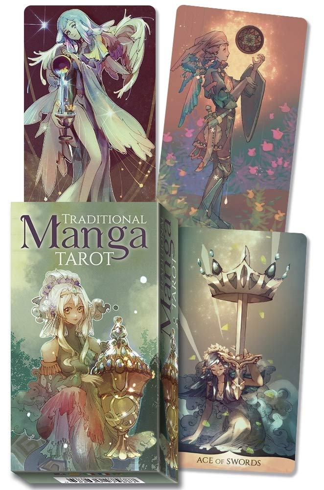 Traditional Manga Tarot