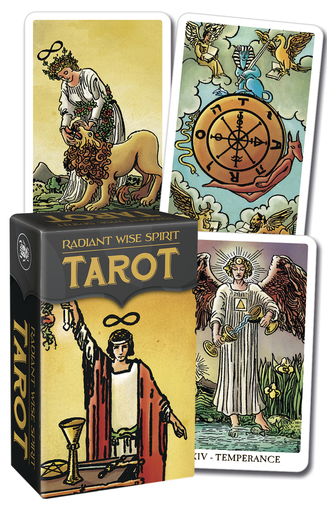 Radiant Wise Spirit Mini Tarot