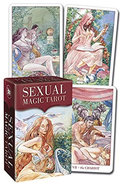 Sexual Magic Tarot Mini Tarot