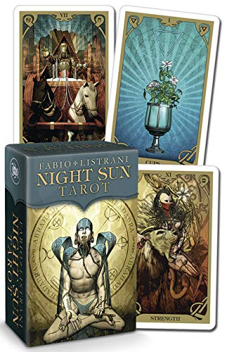 Night Sun Mini Tarot