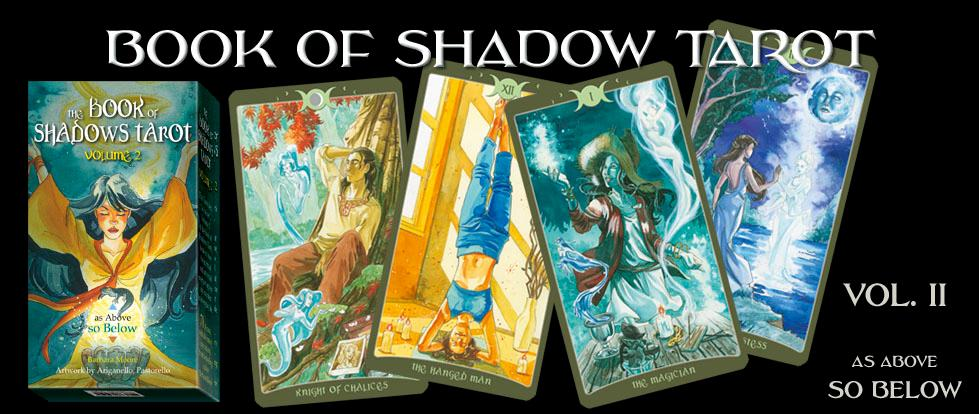 """so below"", the Book of Shadows Tarot, vol. II"