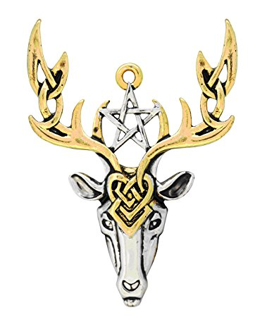 Amulet - Beltane Stag